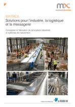 Matrex - Solutions pour l'industrie, la logistique et la messagerie