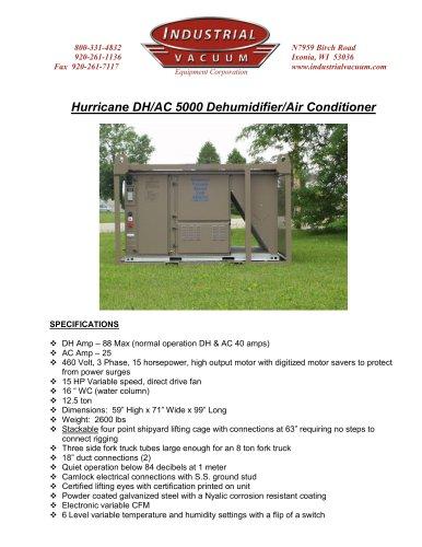 DH/AC 5000 LP