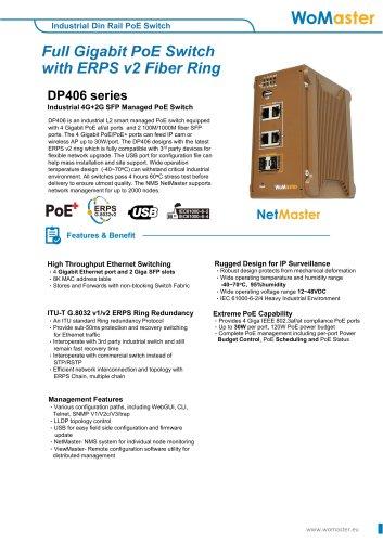 DP406 series