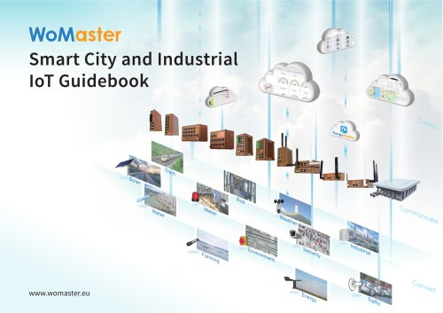 Smart City and Industrial IoT Guidebook | WoMaster