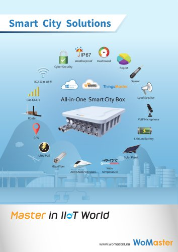 Smart City Guide | WoMaster