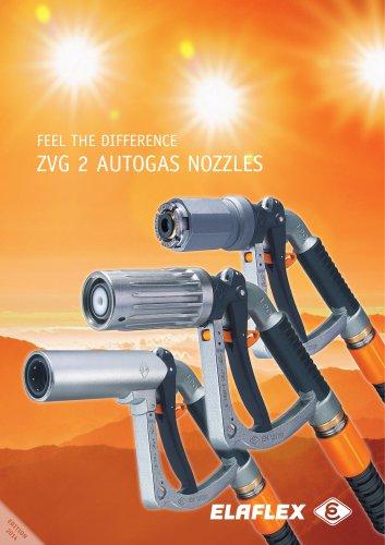 ELAFLEX Brochure: ZVG 2 (LPG nozzle)