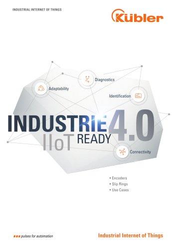 Industry 4.0 / IIoT ready
