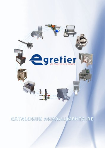 CATALOGUE AGROALIMNTAIRE