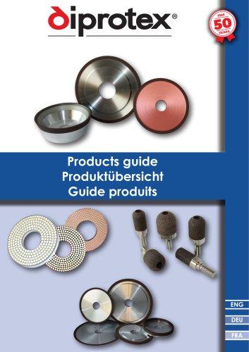 Présentation générale produits