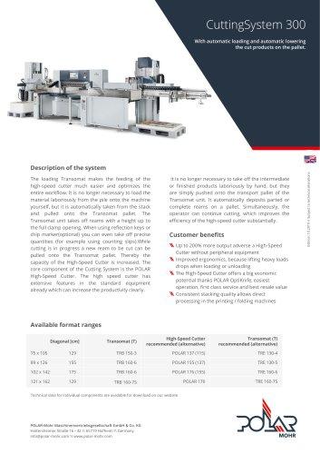 CuttingSystem 300