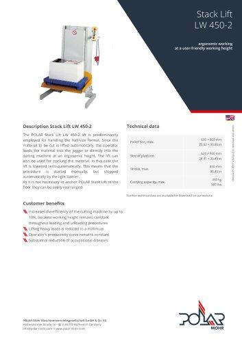 Stack Lift LW 450-2