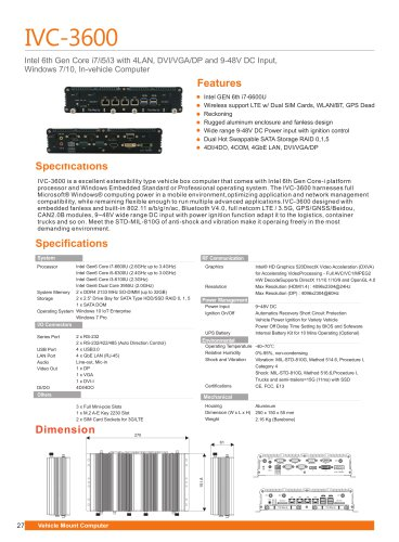 IVC-3600