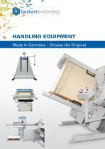 Handling Equipment