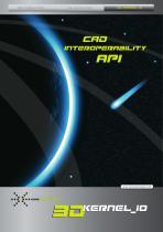 3D_Kernel_IO -  Librairie d'interfaces CAO robuste et facile à intégrer