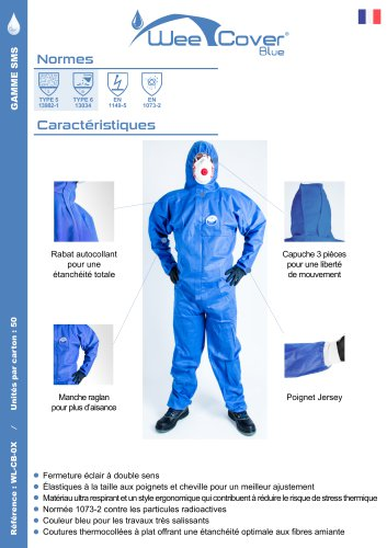 WeeCover Blue ®