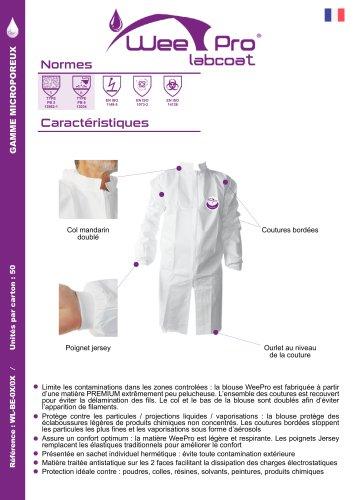 WeePro Labcoat ®