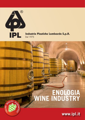 IPL WINE INDUSTRY