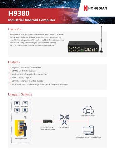H9380 4G A ndroid IPC