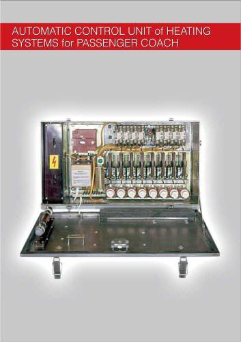 Control unit heating system