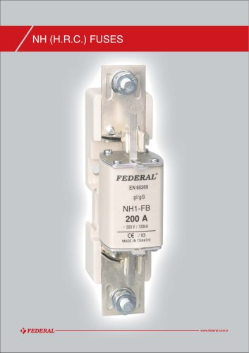 NH FUSES and BASES