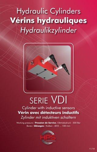 Hydraulic Cylinders SERIE VDI