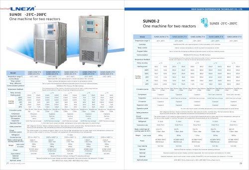 LNEYA-15-SUNDI-One Machine For Two Reactors