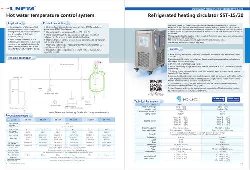 LNEYA-25-Refrigerated Heating Circulator SST-15-20