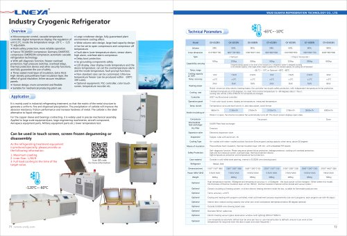 LNEYA-37-Industry Cryogenic Refrigerator-1