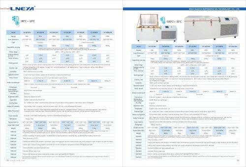 LNEYA-38-Industry Cryogenic Refrigerator