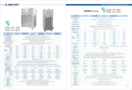 LNEYA-9-SUNDI-2 Series(-25℃~200℃)