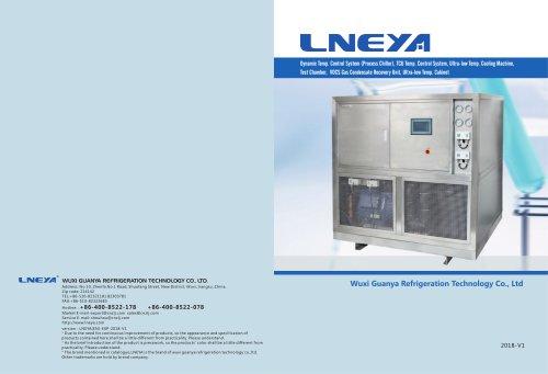 LNEYA TCU-Multi-reactor Temp.Control System