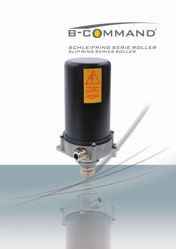Slip Ring Series Roller B-COMMAND