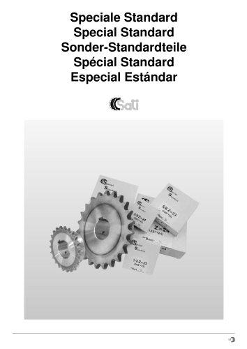 Chain Wheels standard Special