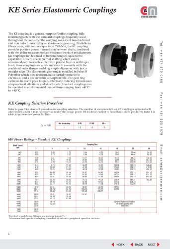 KE Couplings