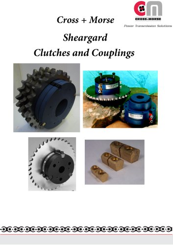 Sheargard Clutches and Couplings