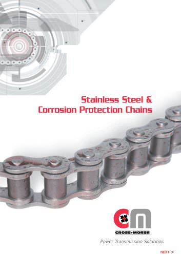 Stainless Steel & Corrosion Protection Chains