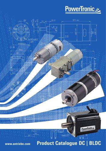 Product Catalogue DC | BLDC