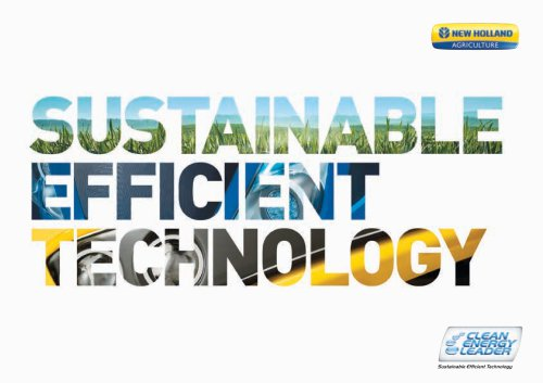 Sustainable Efficient Technology