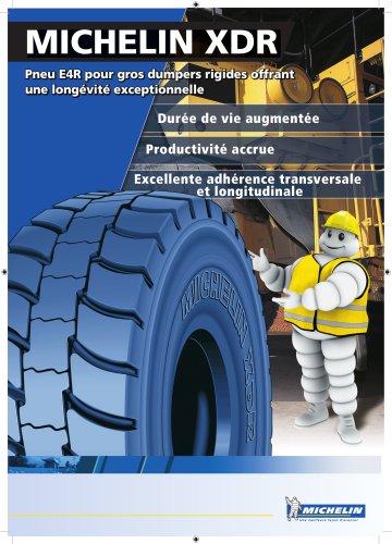 Michelin XDR