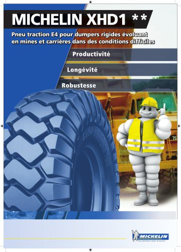 Michelin XHD1
