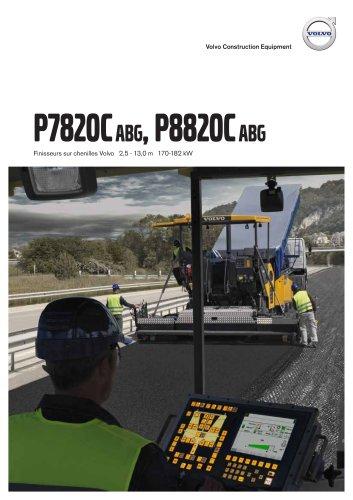 P7820c ABG, P8820c ABG