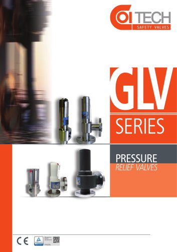 GLV series - PRESSURE RELIEF VALVES