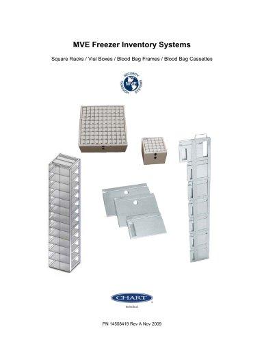 MVE Freezer Inventory Systems