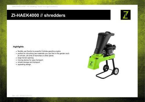 ZI-HAEK4000