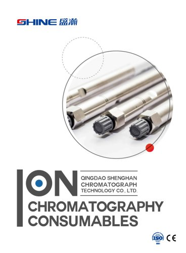ION CHROMATOGRAPHY CONSUMABLES