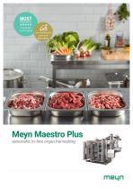 Meyn Maestro Plus