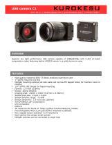 C1 USB camera datasheet