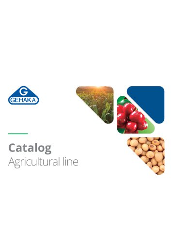 Agricultural line