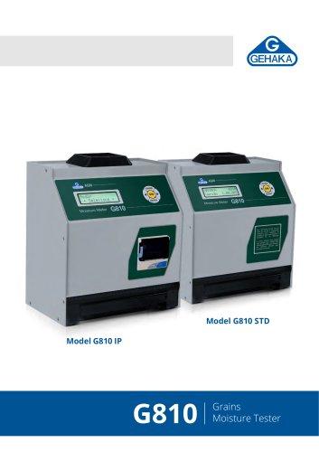G810 Grains Moisture Tester