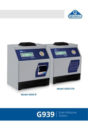 G939 Grain Moisture Testers