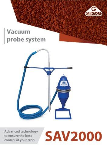 Vacuum probe system