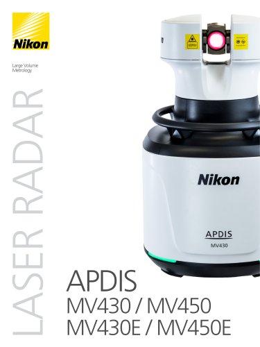 APDIS MV430 / MV450 MV430E / MV450E