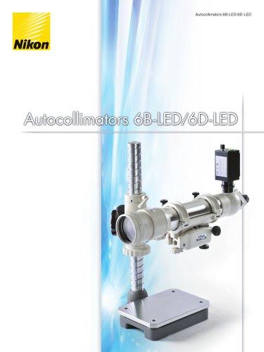 Autocollimators 6B-LED/6D-LED