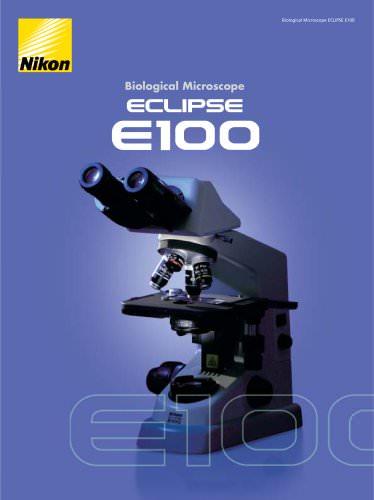 Eclipse E100 Brochure